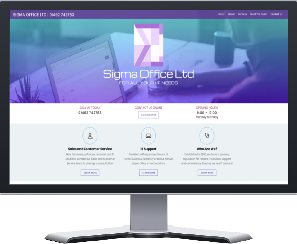 Web-Sites and Hosting